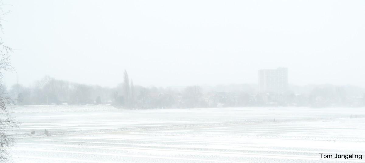 Wilmkebreekpolder-sneeuwjacht