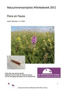 Natuurinventarisaties Wilmkebreek 2012 Flora en Fauna.pdf